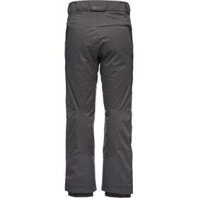 Black Diamond Boundary Line Pantalon isolant Homme, carbon